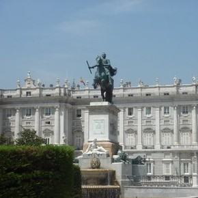 Plaza de Oriente - Madrid