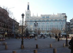 Plaza de Santa Ana - Madrid