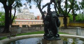 Viajar a madrid conocer lavapi s y la latina for Jardines de las vistillas